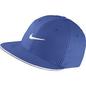 Nike Mens Golf Hat in Royal Blue (Size M/L)